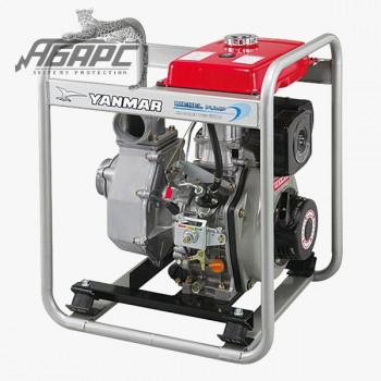 Мотопомпа дизельная YANMAR YDP40TN-E для грязной воды