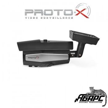 Видеокамера уличная цветная с ИК Proto 960H-W07V550IR (Proto-X)
