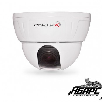 Видеокамера сетевая купольная цветная Proto IP-HD20F36