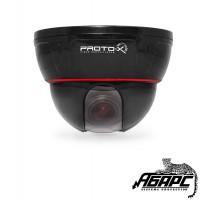 Видеокамера сетевая купольная цветная Proto IP-HD20V212