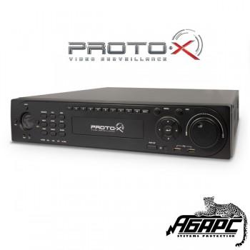 Видеосервер Proto PTX-NV258A (на 25 каналов)