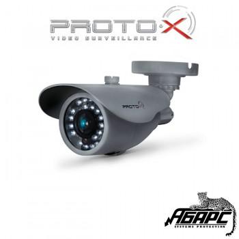 Видеокамера уличная цветная с ИК Proto-W02F36IR (Proto-X)