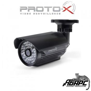 Видеокамера уличная цветная с ИК Proto-W03F36IR (Proto-X)