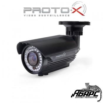 Видеокамера уличная цветная с ИК Proto-W03V212IR (Proto-X)