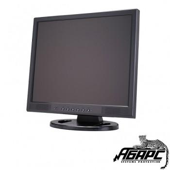 Цветной монитор для систем видеонаблюдения RVi-M17P