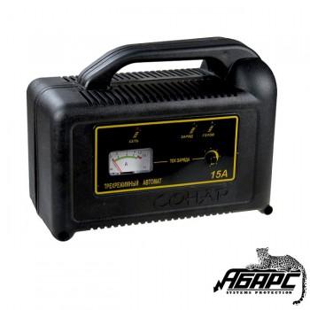 СОНАР УЗ 207.03 зарядное устройство для автомобильных АКБ