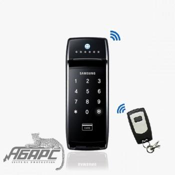Электронный кодовый замок Samsung SHS-2320W XAK/EN на дверь