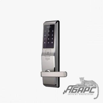 Электронный кодовый замок Samsung SHS-H705 FBR/EN (5230) с ручкой, врезной