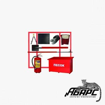 Щит пожарный открытый комплектный типа ЩП-Е