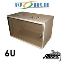 Шкаф монтажный настенный BNP3006 (6U)
