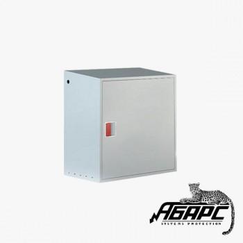 Шкаф ТМ-2 под два газовых баллона на 27л (белый) ПЖК