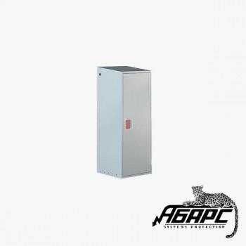 Шкаф ТМ-3 под один газовый баллон на 50л (белый) ПЖК