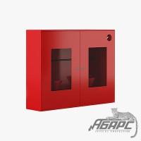 Стенд металлический закрытый с окнами без комплекта (1300*1000*300) ПЖК