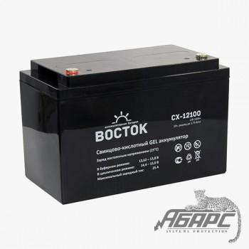Аккумуляторная батарея Восток СХ-12100 (100 Ач, 12 В)