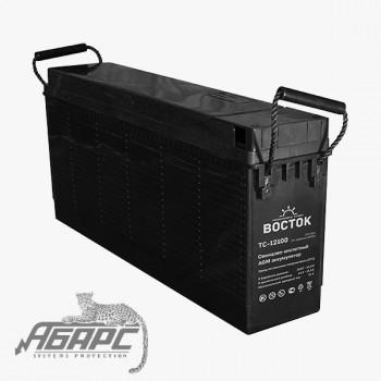 Аккумуляторная батарея Восток ТС-12100 (100 Ач, 12 В)