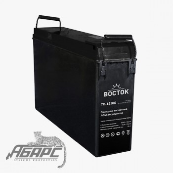 Аккумуляторная батарея Восток ТС-12180 (180 Ач, 12 В)