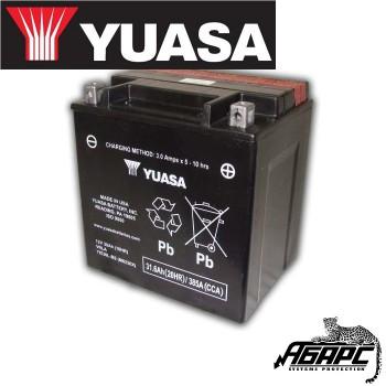 Аккумуляторная гелиевая батарея YUASA YIX30L-BS