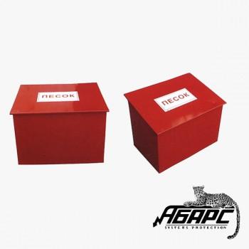 Ящик для песка в сборе 0,1 м3
