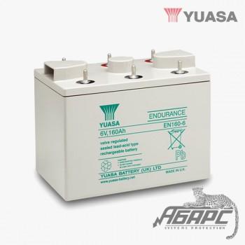 Аккумуляторная батарея Yuasa ENL 160-6 (163 Ач, 6 В)