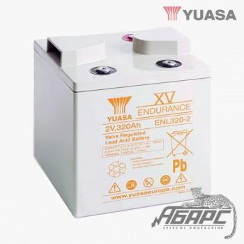 Аккумуляторная батарея Yuasa ENL 320-2 (326 Ач, 2 В)