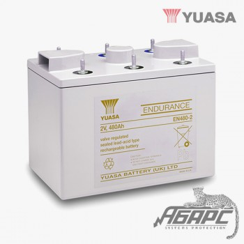 Аккумуляторная батарея Yuasa ENL 480-2 (488 Ач, 2 В)