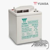 Аккумуляторная батарея Yuasa EN 100-6 (102 Ач, 6 В)