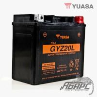 Аккумуляторная батарея Yuasa GYZ20L (20 Ач, 12 В)