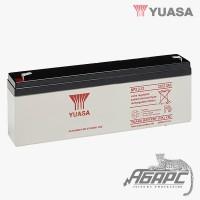 Аккумуляторная батарея Yuasa NP 2.3-12 (2,3 Ач, 12 В)
