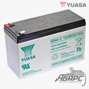 Аккумуляторная батарея Yuasa REW 45-12 (8 Ач, 12 В)