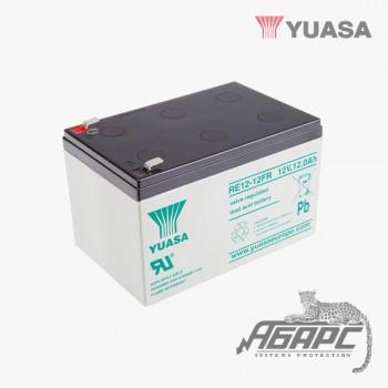 Аккумуляторная батарея Yuasa RE 12-12 (12 Ач, 12 В)