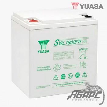 Аккумуляторная батарея Yuasa SWL 1800 (55 Ач, 12 В)