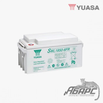 Аккумуляторная батарея Yuasa SWL 1850-6FR (148 Ач, 6 В)