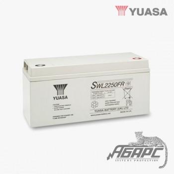 Аккумуляторная батарея Yuasa SWL 2250 (76 Ач, 12 В)