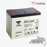 Аккумуляторная батарея Yuasa SWL 2300 (78 Ач, 12 В)
