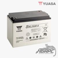 Аккумуляторная батарея Yuasa SWL 2500-6 (180 Ач, 6 В)