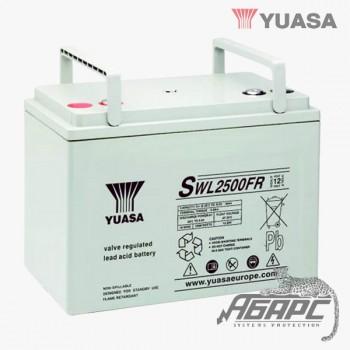 Аккумуляторная батарея Yuasa SWL 2500FR (90 Ач, 12 В)