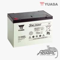 Аккумуляторная батарея Yuasa SWL 2500 (90 Ач, 12 В)