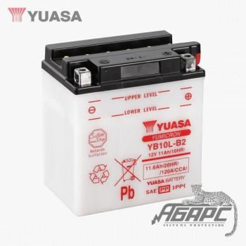 Аккумуляторная батарея Yuasa YB10L-B2 (11 Ач, 12 В)