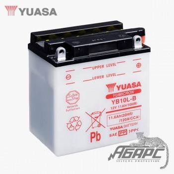 Аккумуляторная батарея Yuasa YB10L-B (11 Ач, 12 В)