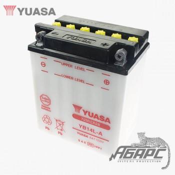 Аккумуляторная батарея Yuasa YB14L-A (14 Ач, 12 В)
