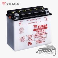 Аккумуляторная батарея Yuasa YB18-A (18 Ач, 12 В)