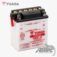 Аккумуляторная батарея Yuasa YB3L-A (3 Ач, 12 В)