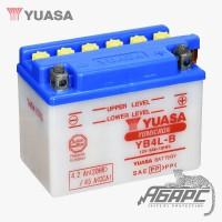 Аккумуляторная батарея Yuasa YB4L-B (4 Ач, 12 В)