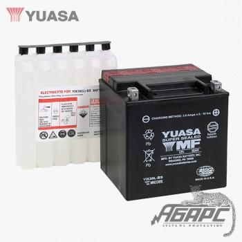 Аккумуляторная батарея Yuasa YIX30L-BS (30 Ач, 12 В)