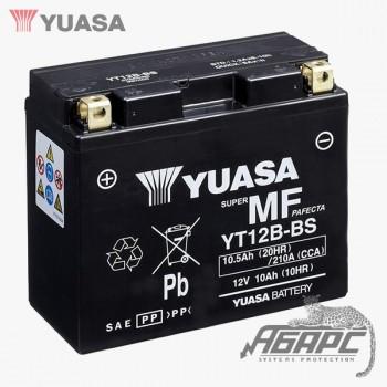Аккумуляторная батарея Yuasa YT12B-BS (12B-4) 10 Ач, 12 В