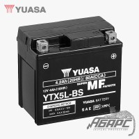 Аккумуляторная батарея Yuasa YTX5L-BS (4 Ач, 12 В)
