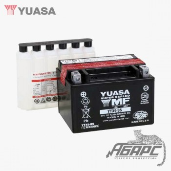 Аккумуляторная батарея Yuasa YTX9-BS (8 Ач, 12 В)