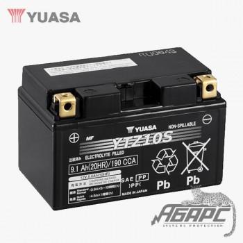 Аккумуляторная батарея Yuasa YTZ10S (8,6 Ач, 12 В)