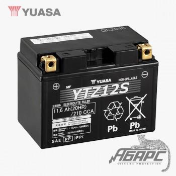 Аккумуляторная батарея Yuasa YTZ12S (11 Ач, 12 В)