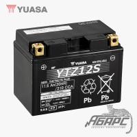 Аккумуляторная батарея Yuasa TTZ12S (YTZ12S) 11 Ач, 12 В